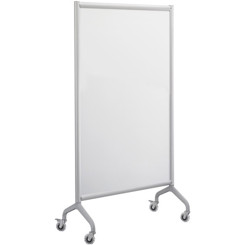 "Safco Rumba Screen Whiteboard 36 X 66"" (Gray)"