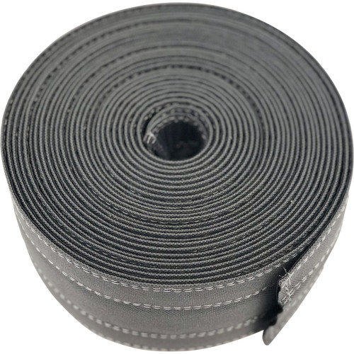 """Safcord Cord and Cable Protector for Carpet (4"""" x 100', Grey)"""