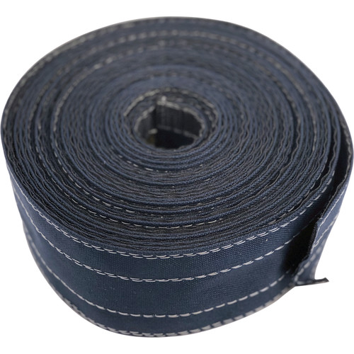"""Safcord Cord and Cable Protector for Carpet (4"""" x 100', Blue)"""
