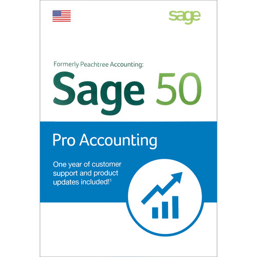Sage Software Sage 50 Pro Accounting 2016