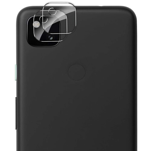 Sahara Case FlexiGlass Camera Lens Protectors for Google Pixel 4a (2-Pack)
