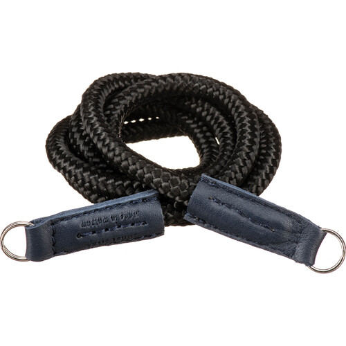 Sailor Strap Skinny Jimmy Rope Camera Strap (Black)