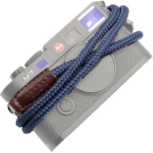 Sailor Strap Skinny Jimmy Hand Camera Strap (Navy)