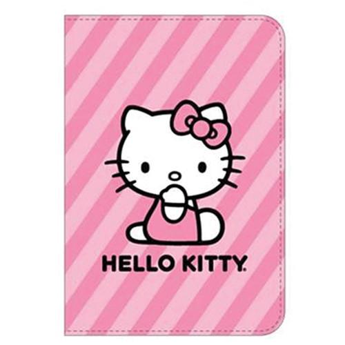 "Sakar Hello Kitty 7"" Universal Tablet Portfolio Case (Pink)"