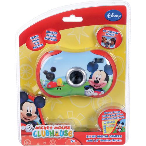 Sakar Mickey Mouse Clubhouse Digital Camera
