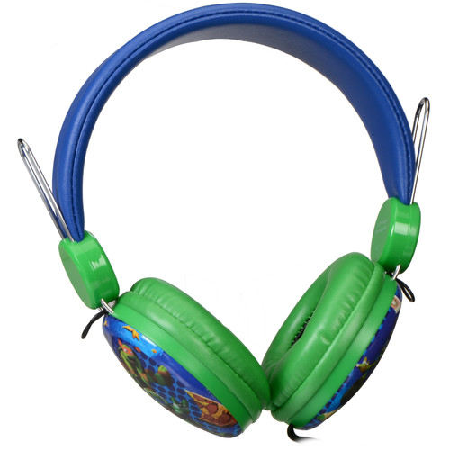 Sakar Teenage Mutant Ninja Turtles Headphones