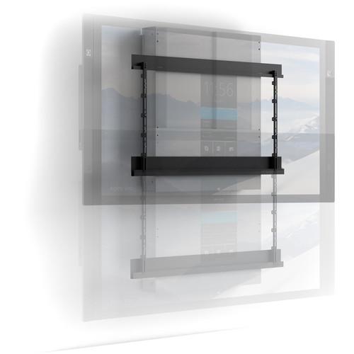 "Salamander Designs X-Large Manual Assist Lift Wall Mount for 84"" Microsoft Surface Hub"
