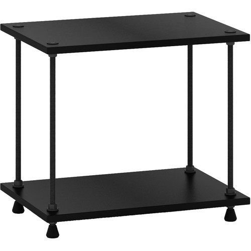 "SALAMANDER DESIGNS Archetype System Modular Shelving Audio Stand (20"", Black)"