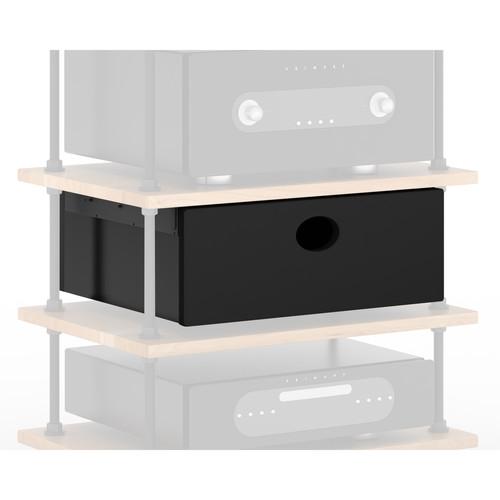 Salamander Design Drawer for Archetype Shelving System (Black)