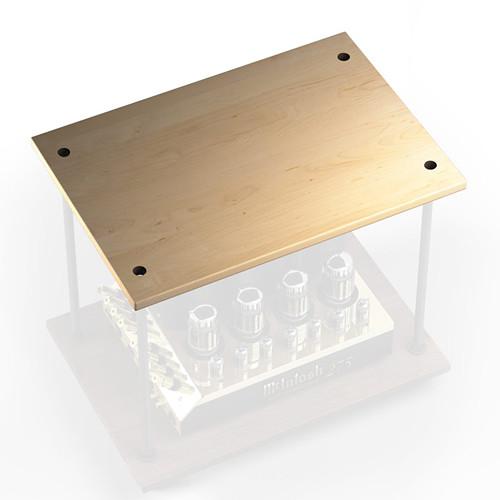 Salamander Designs Adjustable Shelf for Archetype Shelving System (Natural Maple)