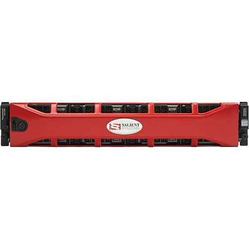 SALIENT SYSTEMS PowerDAS 11TB 12-Bay DAS System (12 x 1TB)