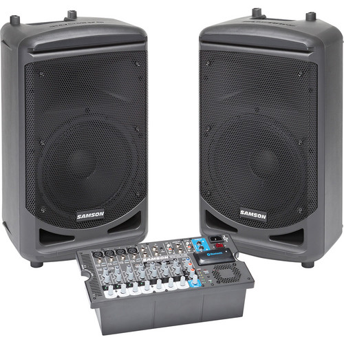 Samson Expedition XP1000 1,000W Portable PA System