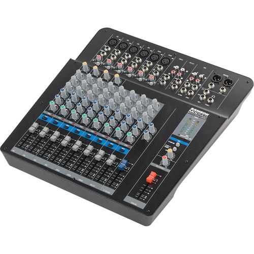 Samson MixPad MXP144 14-Channel Analog Stereo Mixer