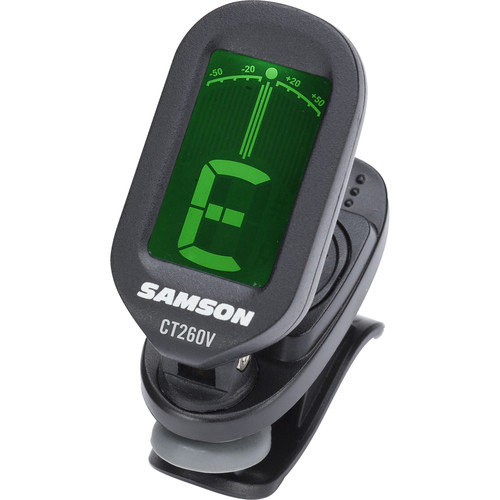 Samson CT260V Clip-On Chromatic Tuner