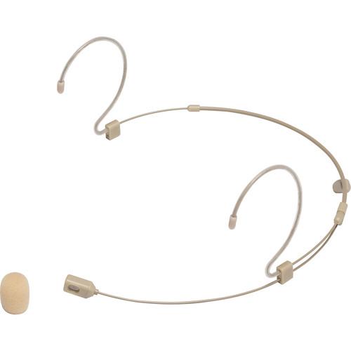 Samson DE60x Unidirectional Miniature Headset Microphone for Wireless Transmitters