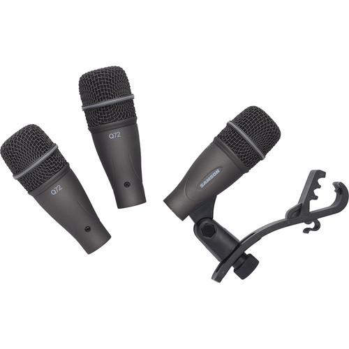 Samson DK703 3-Piece Drum Microphone Kit