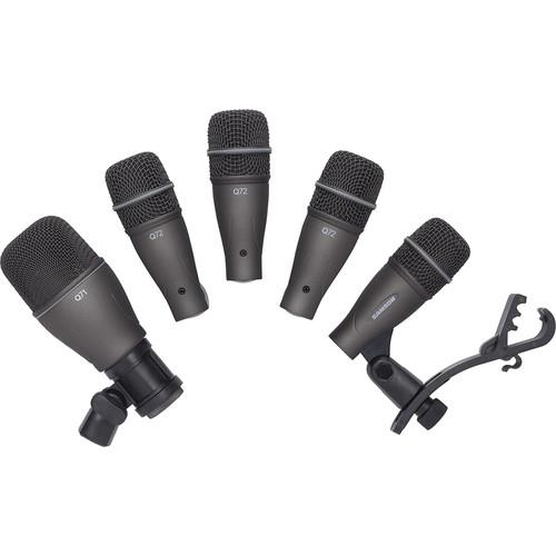 Samson DK705 5-Piece Drum Microphone Kit