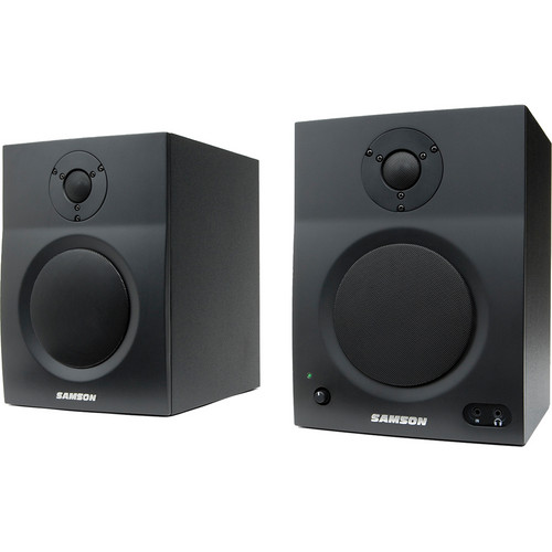 "Samson MediaOne BT5 Two-Way Active 5"" Bluetooth Monitors (Pair)"
