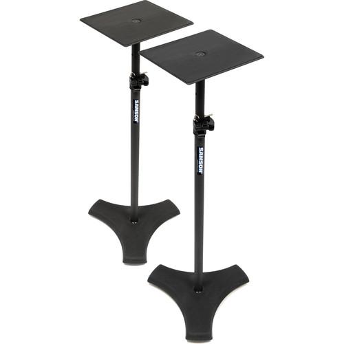 Samson MS300 Studio Monitor Stands (Pair)