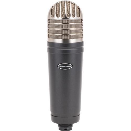 Samson MTR101 Large Diaphragm Condenser Microphone