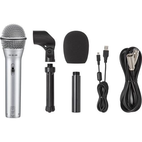Samson Q2U Recording & Podcasting Pack