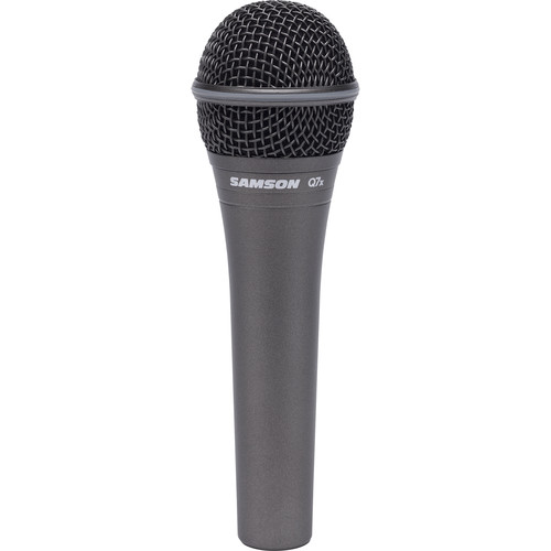 Samson Q7x Dynamic Supercardioid Handheld Microphone