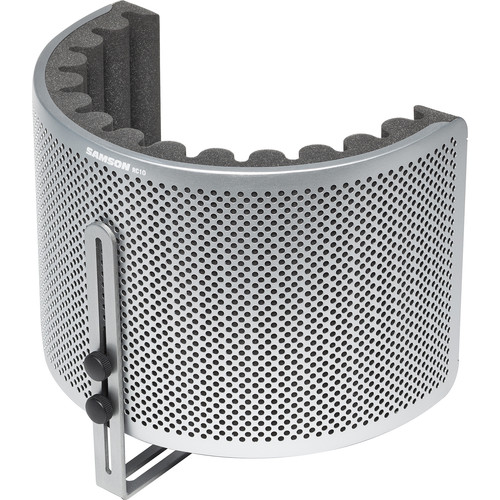 samson rc10 studio reflection microphone filter sarc10 b h photo. Black Bedroom Furniture Sets. Home Design Ideas