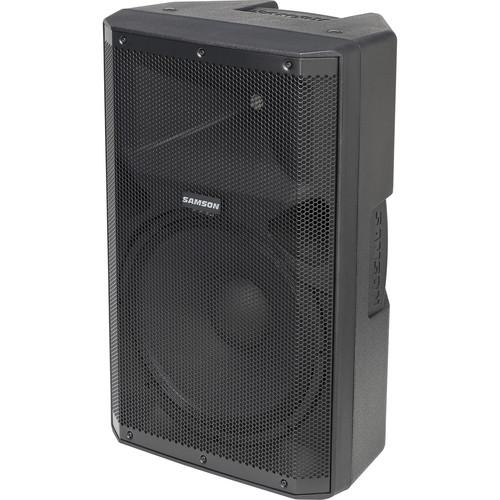 "Samson RS115a 15"" 400W 2-Way Active Loudspeaker"