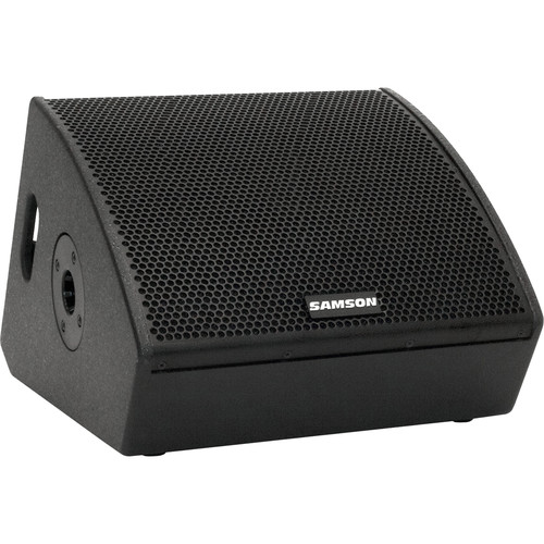 """Samson RSXM10A - 800W 2-Way Active Stage Monitor (10"""")"""