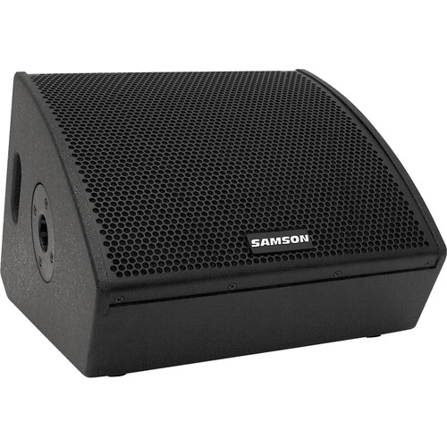 """Samson RSXM12A - 800W 2-Way Active Stage Monitor (12"""")"""