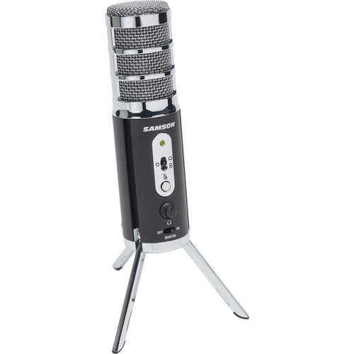 Samson Satellite USB/iOS Broadcast Microphone