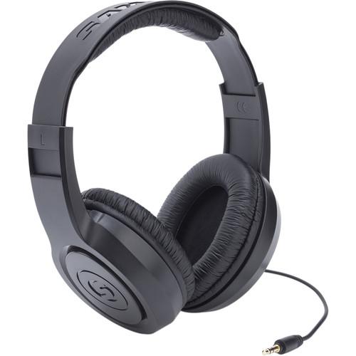 Samson SR350 Over-Ear Stereo Headphones (Black)