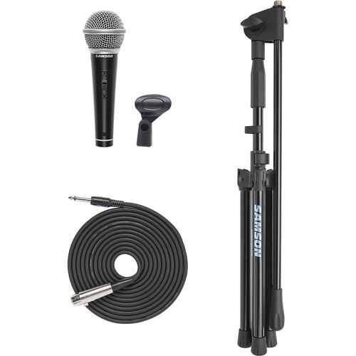 Samson VP10 - Microphone Value Pack