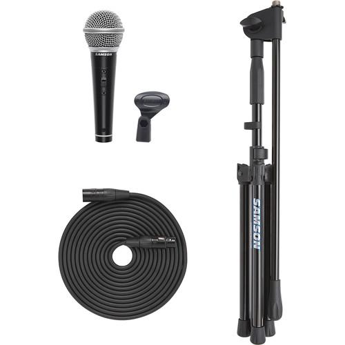 Samson VP10X - Microphone Value Pack
