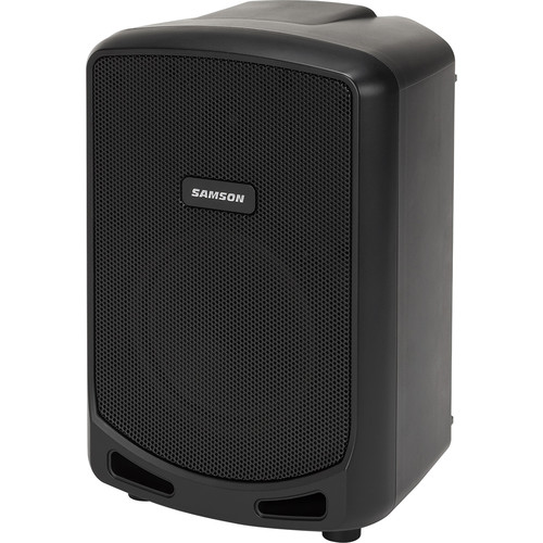 """Samson Expedition Escape+ 6"""" 2-Way 50W Portable PA System"""