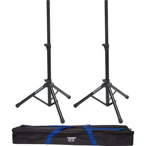 Samson SP50P Speaker Stand Set