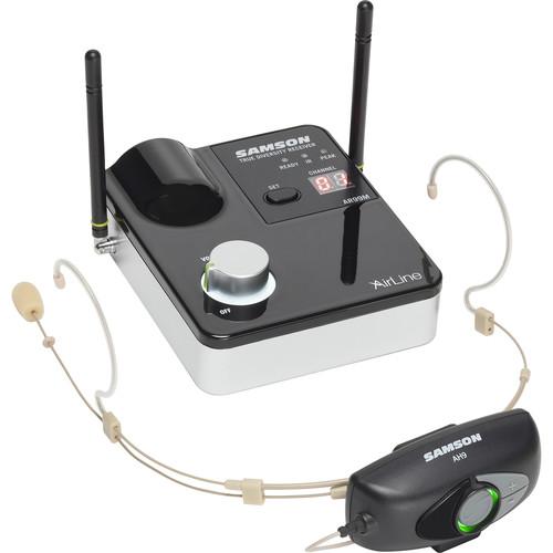 Samson AirLine 99m AH9 Wireless UHF Headset System (K: 470 to 494 MHz)