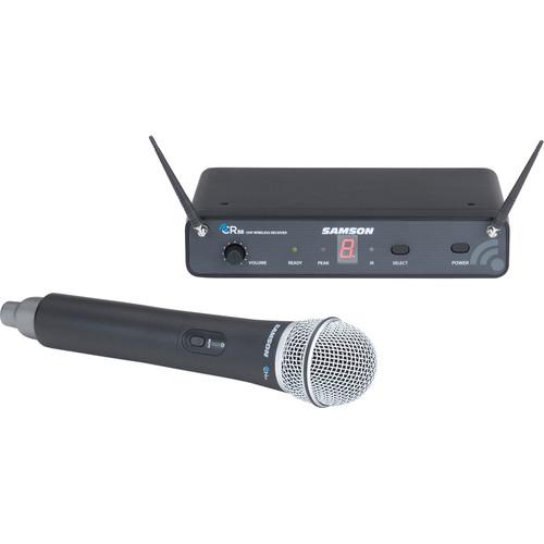 Samson Concert 88 Handheld Wireless Microphone System (C Band)