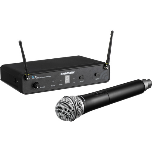 Samson Concert 88 Handheld 16-Channel True Diversity UHF Wireless System (D: 542 to 566 MHz)