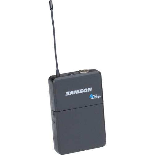 Samson Concert 88 UHF Wireless Beltpack Transmitter (K: 470 to 494 MHz)