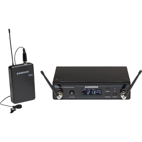Samson Concert 99 Presentation Frequency-Agile UHF Wireless System (K: 470-494 MHz)