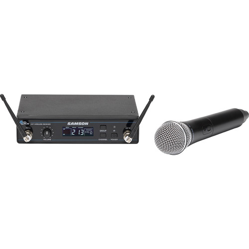 Samson Concert 99 Handheld Frequency-Agile UHF Wireless System (K: 470-494 MHz)