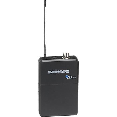 Samson CB288 Beltpack Transmitter for Concert 288 Wireless System (Band I, Channel B)