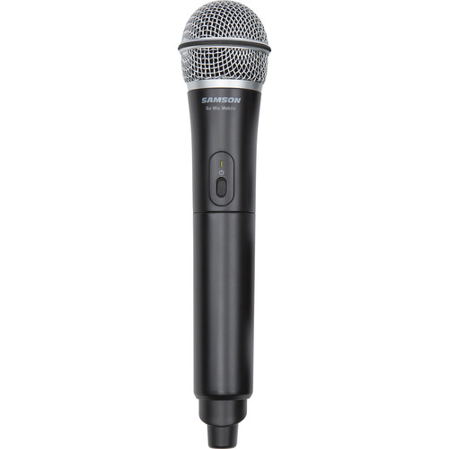 Samson Go Mic Mobile Handheld Q8 Wireless Microphone (Transmitter Only)