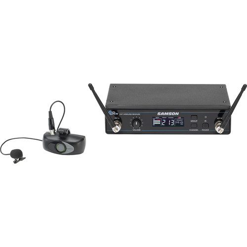 Samson Airline ALX Wireless UHF Lavalier System (D: 542 to 566 MHz)