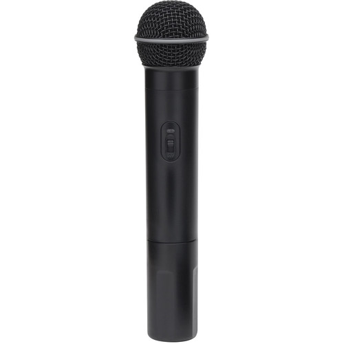 Samson HT6 Dynamic Handheld Microphone Transmitter for Stage 166 Wireless System (Channel 9)