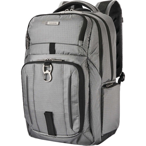 Samsonite Tectonic Lifestyle Easy Rider Backpack (Steel Gray)