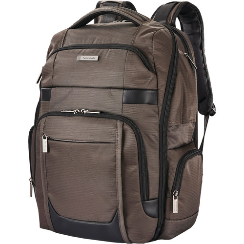 Samsonite Tectonic Lifestyle Sweetwater Backpack (Iron Gray)