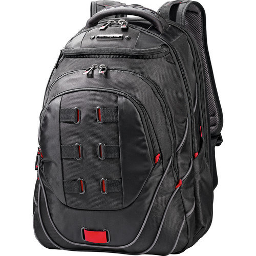 "Samsonite Tectonic 17"" Perfect Fit Laptop Backpack (Black)"