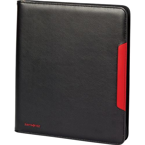 Samsonite iPad Large Zip Padfolio (Black)